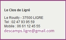 bloc-info Le Clos de ligre