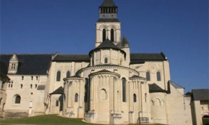 Abbaye fontevrau