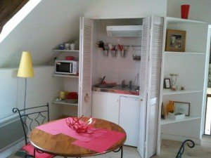 Gite Le Studio Le Clos de Ligré